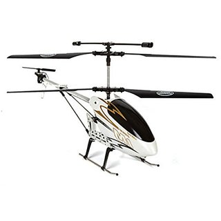 New M1 Hurricane Metal Frame RTF 3CH Big Size RC Helicopter Remote Control- Color Vary