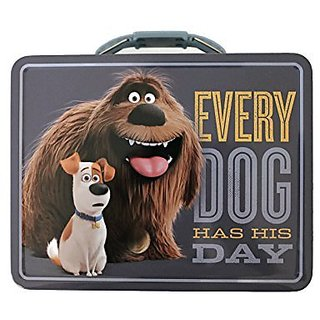 The Secret Life of Pets Metal Tin Lunch Box