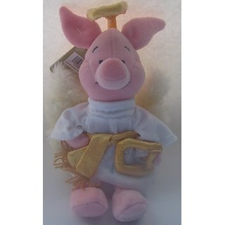Disney Bean Bag Plush Choir Angel Piglet 8