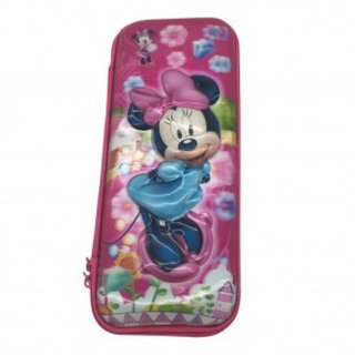 Minnie Mouse 5D Print High Quality Pencil Box