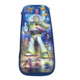 Toy Story 5D Print High Quality Pencil Box