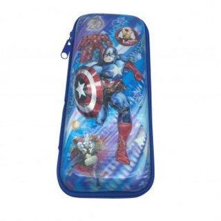 Avengers 5D Print High Quality Pencil Box