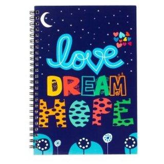 Love Dream Hope Spiral Diary (A5)