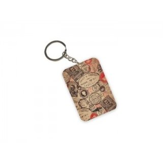 Stamps Key Chain