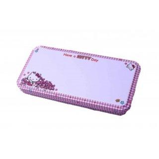 Hello Kitty Pencil Box With White Marker & Board