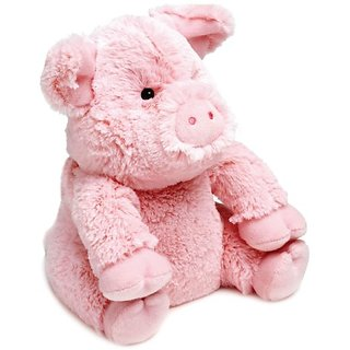 Intelex Cozy Microwaveable Plush, Pig