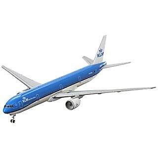 GeminiJets KLM B777-300ER New Livery Diecast Aircraft (1:400 Scale)