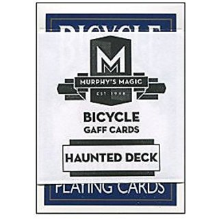Haunted Deck Bicycle (Blue)