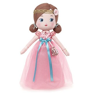 Mooshka Fairytales Princess Palia Girl Doll