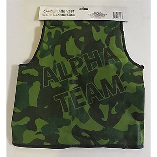 Kids Alpha Team Play Suit & Playset