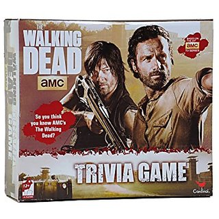 Cardinal Games, The Walking Dead Trivia Game