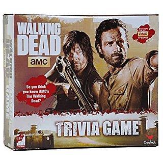 Cardinal Games, The Walking Dead Trivia Game