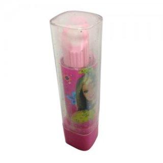 Barbie Lipstick Shaped Eraser For Kids