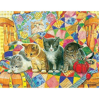 SunsOut 71916 Rocking Kittens Art and Craft Product