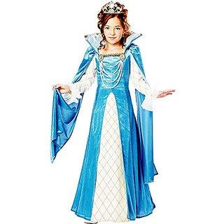 California Costumes Renaissance Queen Child Costume, Large