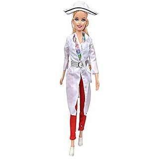 Damara Random Dolls Nurse Similar Clothers Set