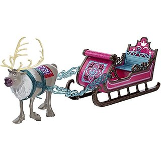 Disney Frozen Anna and Elsas Royal Sled