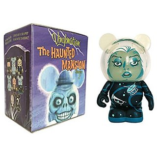Walt Disney World Haunted Mansion Vinylmation Series 2 Toy Figure Checked Box : Madame Leota Variant