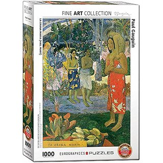 EuroGraphics Hail Mary by Paul Gauguin (1000 Piece) Puzzle