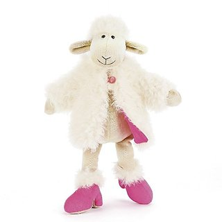 Jellycat Furcoat Sheep - 12