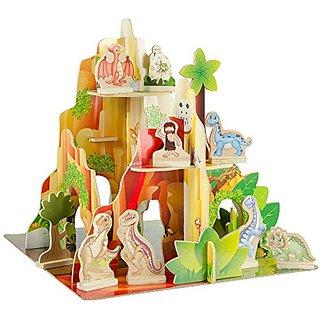 Teamson Kids - Dinosaur Play Set