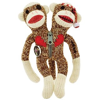 Yarn Zombies Sock Monkey