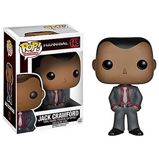 Funko POP TV: Hannibal - Jack Crawford Action Figure