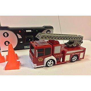 RC Mini Cars 112 (Fire Truck) - 23527 - Revell