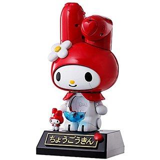Bandai Tamashii Nations Chogokin My Melody Figure, Red