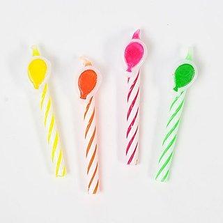 Balloon Candles