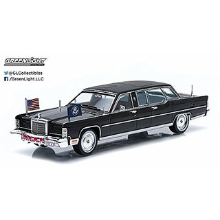 Greenlight 1:43 Presidential Limos Series 1 1972 Lincoln Continental Ron Reagan