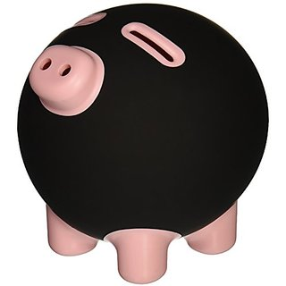 Present Time Silly Robber Piggy Money Bank