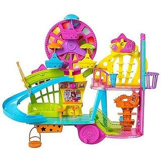 Polly Pocket Wall Party Mega Mall
