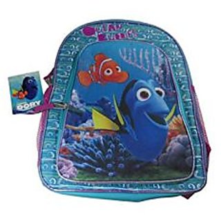 Fast Forward Kids Licensed Character Back Packs Finding Dori (Ocean Bubbles)