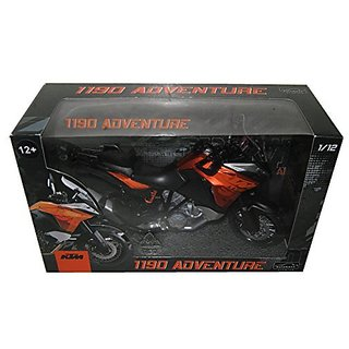 KTM 1190 Adventure Motorcycle Model 1 12 by Automaxx 600050