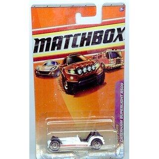 Matchbox 2010-3 100 Sports Cars 09 Caterham Superlight R500 1:64 Scale