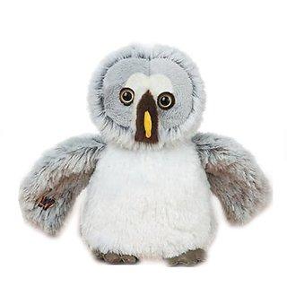 Webkinz Plush Stuffed Animal Grey Owl
