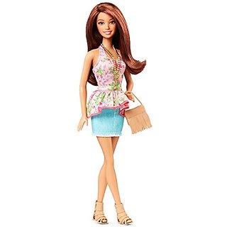 Barbie Fashionistas Teresa Doll