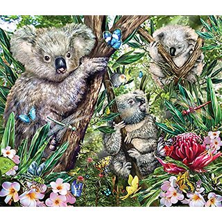 SunsOut Koalas Jigsaw Puzzle (200-Piece)
