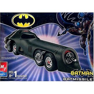 AMT Batman Batmissle Batmobile Model Kit