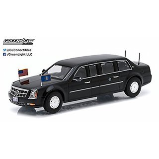Greenlight 1:43 Presidential Limos 2009 Cadillac Limousine