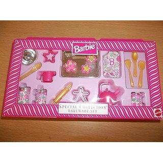 Barbie Special Collecion Bakeware Set