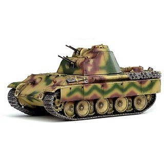Dragon Models Ultimate Armor Flakpanzer 341 with 2cm Flakvierling Building Kit (Germany 1945), Scale 1 72