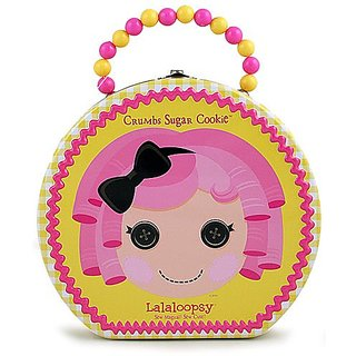 Lalaloopsy Tin Lunch Box [Crumbs Sugar Cookie]