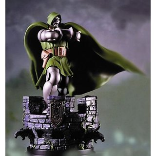 Doctor Doom Statue Large Bowen Designs