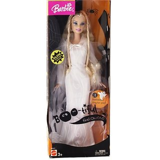 Boo-tiful Halloween Barbie Doll