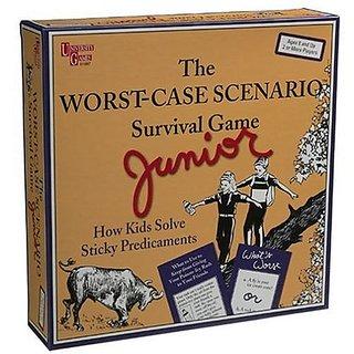 The Worst Case Scenario Survival Game Junior