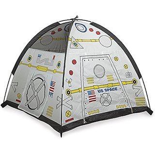 Pacific Play Tents Kids Space Module Dome Tent for Indoor Outdoor Fun - 48