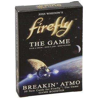 Firefly Breakin Atmo Board Game