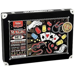 Wild and Wolf Ridleys Magic Set Suitcase